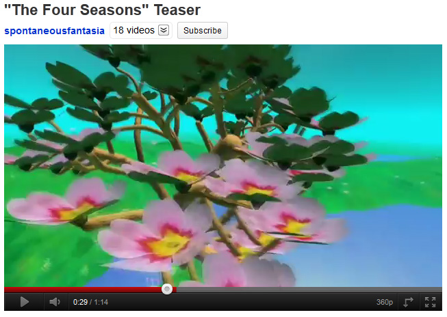 Four Seasons YouTube Image