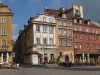 Warsaw Old Town Facades
