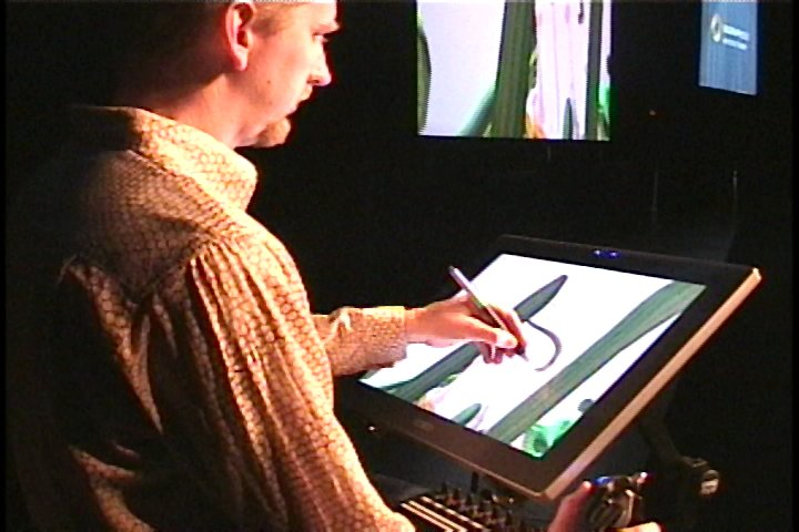 J-Walt Performing at SIGGRAPH 2005