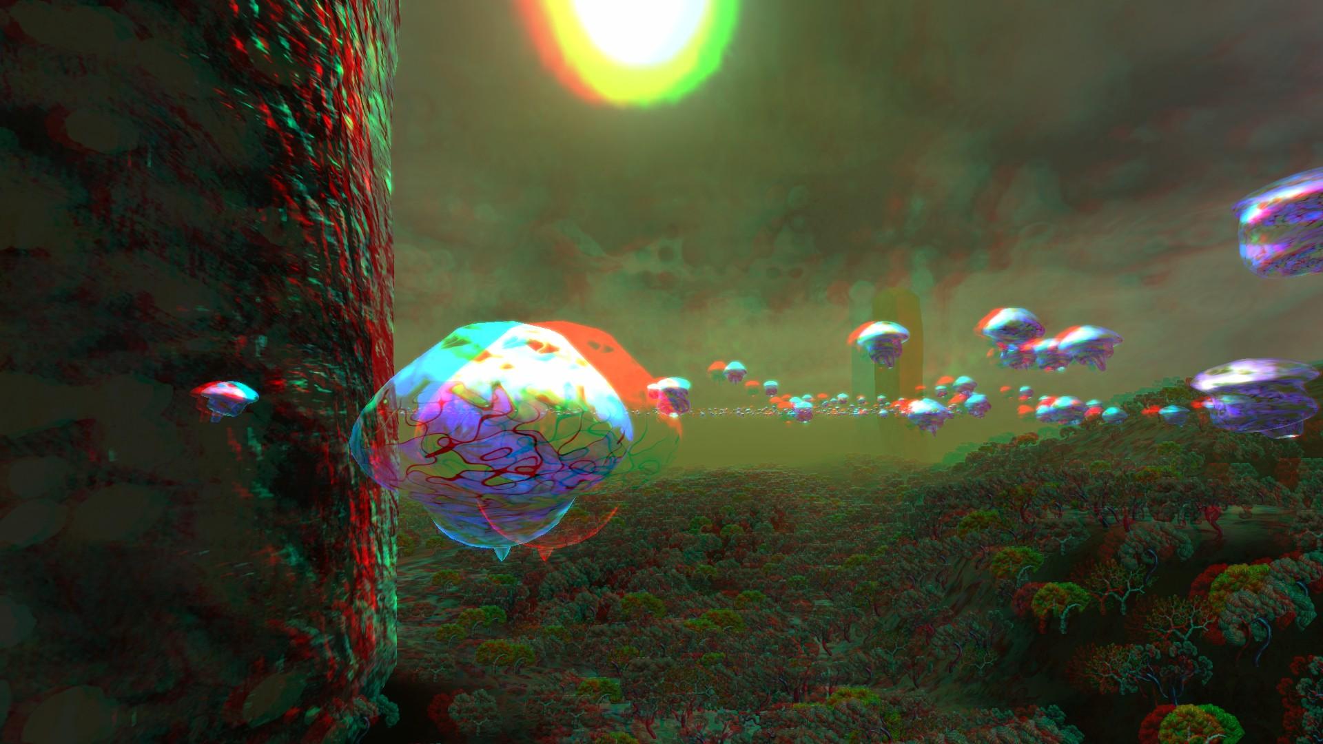 """3D Scene from """"Zerynthia"""""""