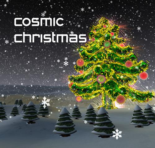 Cosmic Christmas Teaser Video!