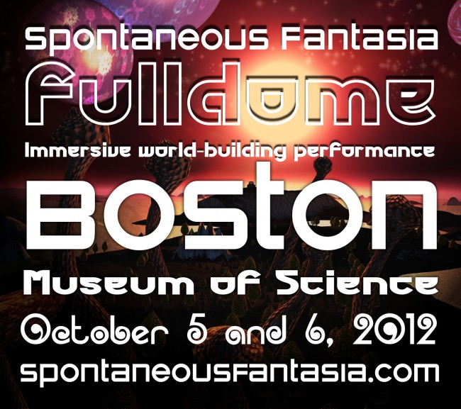 Boston Planetarium Shows