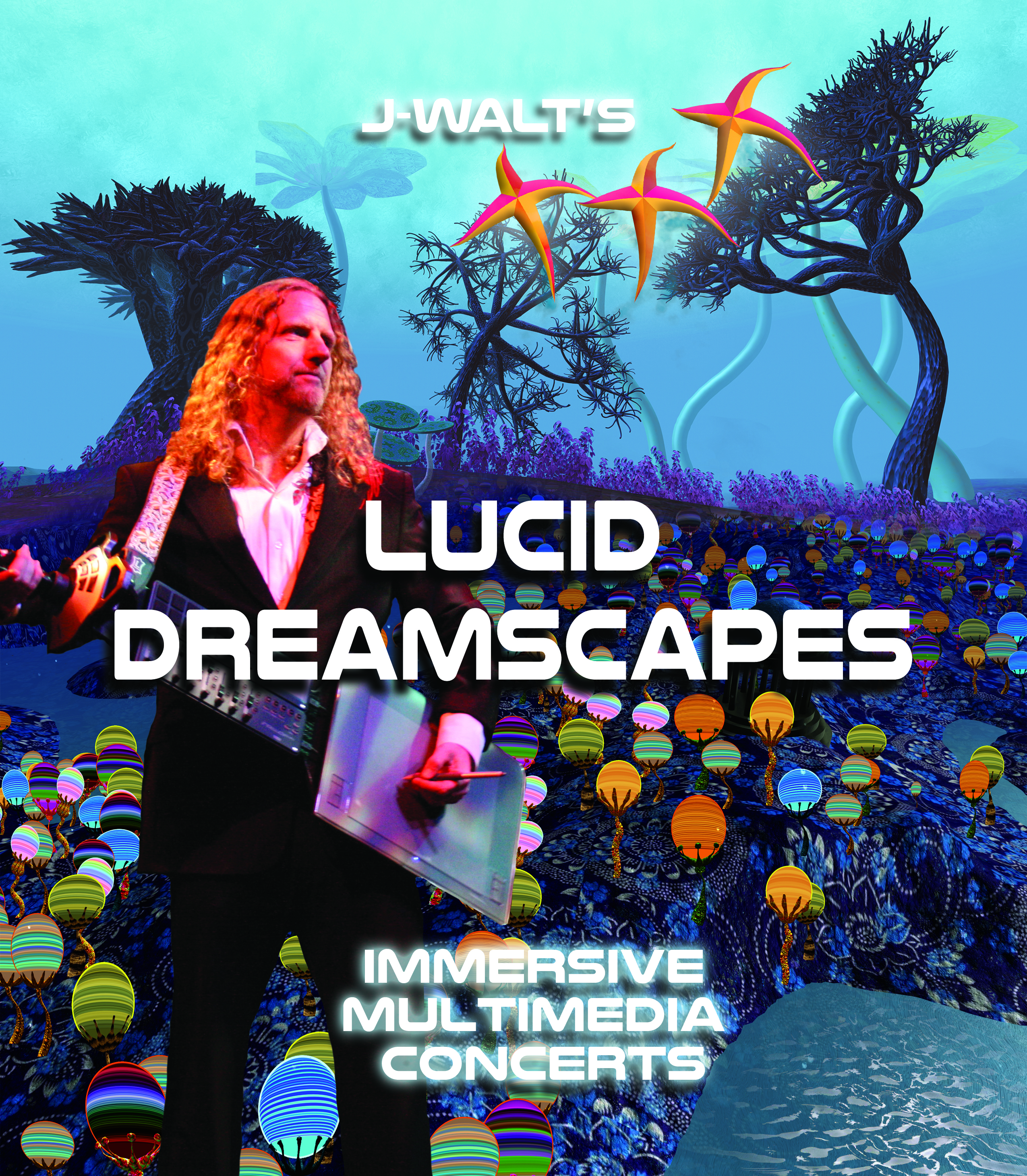 Lucid Dreamscapes!