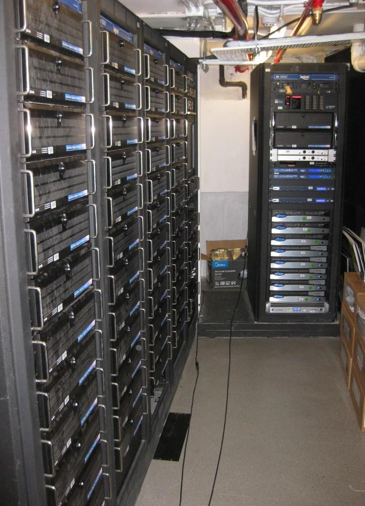 Macao Machine Rack