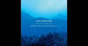 Blue Landscapes Album Cover
