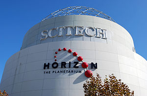 Scitech from outside 2013