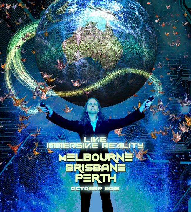 Australia Tour, October 2016