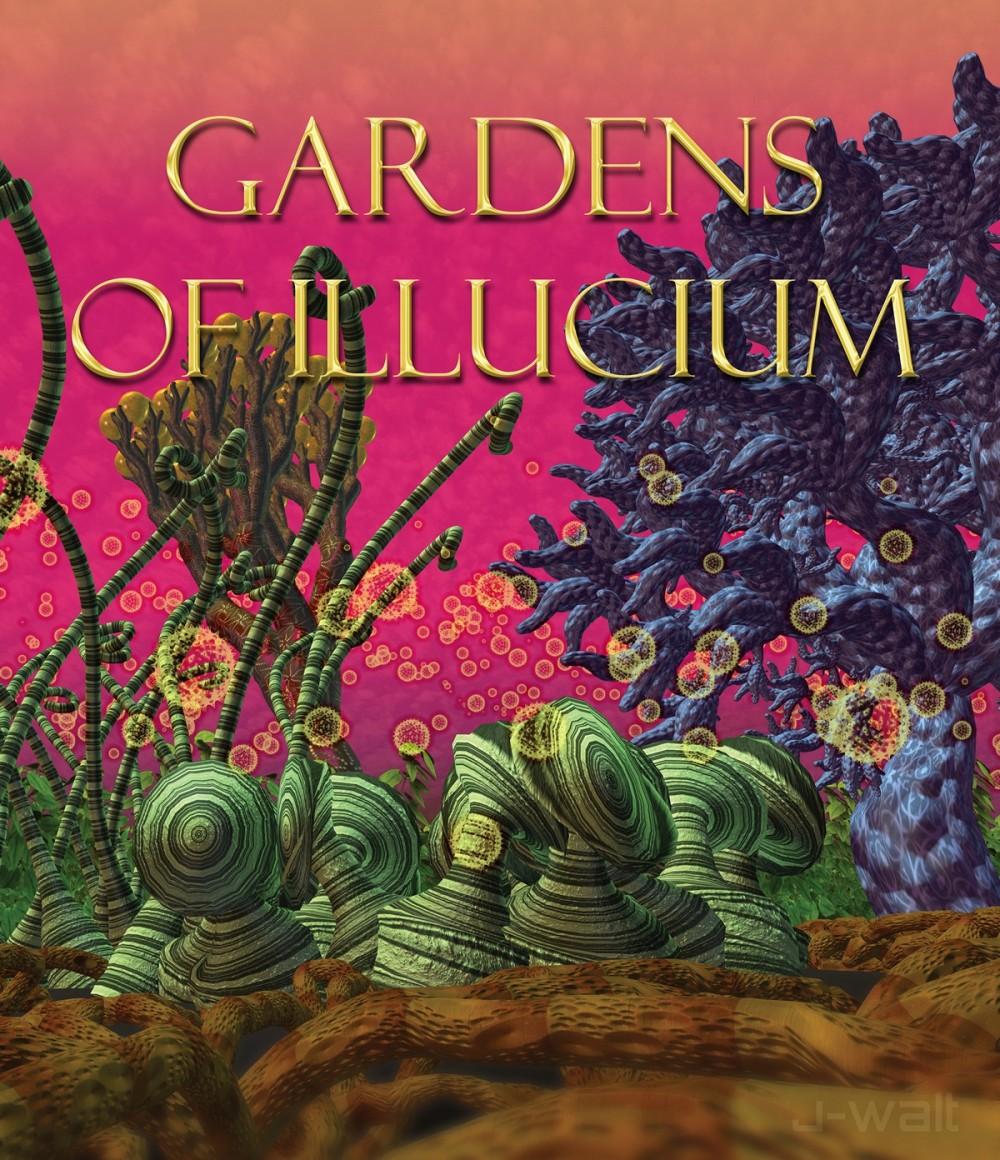 Gardens of Illucium Program Cover