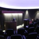 Inside UAA Planetarium
